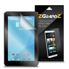 """2X EZguardz LCD Screen Protector Cover HD 2X For Mach Speed Trio 10.1"""" Tablet"""