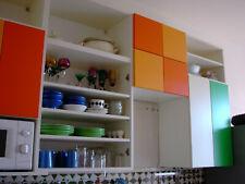 Küchenzeile gebraucht, vom Schreinermeister gefertigtes Einzelstück.