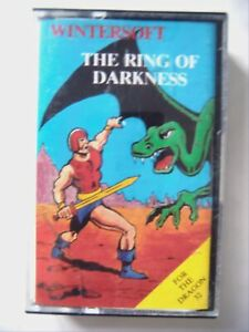 61240 The Ring Of Darkness - Dragon 32 (1983)