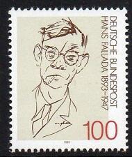 Germania MNH 1993 sg2528 centesimo anniversario della nascita di Hans Fallada