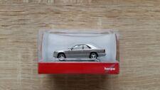 Herpa 038782 - 1/87 Mercedes-Benz E 320 Coupe - Silbermetallic - Neu