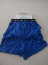 Calvin Klein 365 Boy´s  2-Pack Boxer Briefs Size Small  6/7 cotton blue red