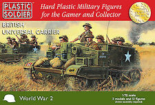Plastic Soldier 1/72 British Universal Carrier # WW2V20007