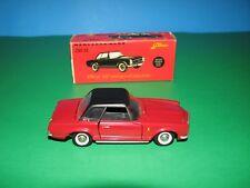 Tekno 929 - Red Mercedes Benz 230 SL - In Original Box - Made in Denmark