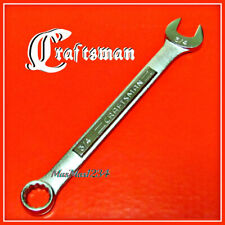 Craftsman Combination Wrench Sae Inch Metric Mm 12 Point Any Size New