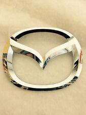 2014 2015 2016 Mazda 6 4dr rear mazda logo emblem oem new !!!