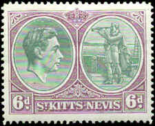 St. Kitts-Nevis Scott #85 Mint