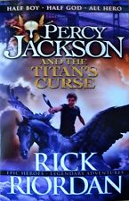 Percy Jackson and the Titan's Curse by Rick Riordan [Paperback]
