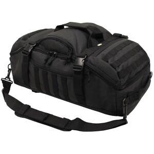 Professional Military Tactical Shooters Range Transport Travel Bag 48L Black New