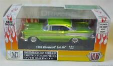 1957 Chevrolet Bel Air 1/64 Scale Diecast Model From M2 Machines by Castline