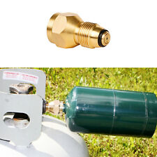 Propane Refill Adapter Lp Gas 1 Lb Cylinder Tank Coupler Heater Bottles Outdoor