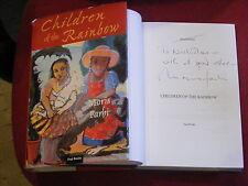 *Signed* MORIS FARHI 'Children of the Rainbow' HB 1st (Auschwitz / Roma)