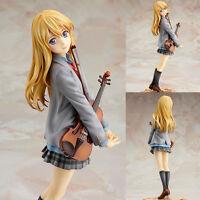 Anime Your Lie in April Shigatsu wa Kimi no Uso Miyazono Kaori Figure NEW IN BOX