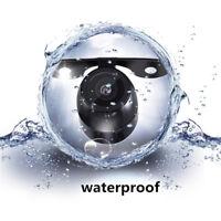 Waterproof 170CCD Car Rear View Backup Reverse Parking Camera IR Night Vision KK
