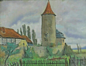 German - Farm With Tower