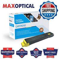 Max Optical Kyocera-Mita TK-897Y Compatible Yellow Toner Cartridge