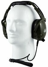 Ear Muff & Hearing Protection - iPhone/MP3 or Radio Compatible - Hunting & Gun!