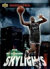 Sky lights Shaq NBA,wwe,Aew,wcw Legend Shaquille O'Neal Upper Deck card #469 ...