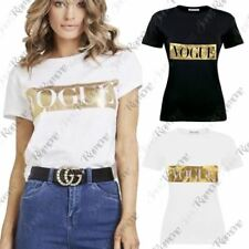 8356b779 Slogan Cropped Tops & Shirts for Women for sale | eBay