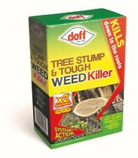 More details for deep root extra tree stump weedkiller very strong tough weed killer 2x 80ml new