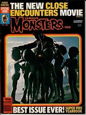 A Warren Magazine Famous Monsters #168 OCT 1980 F/VF 7.0