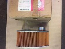 NOS - OEM Honda - LEFT AIR CLEANER ELEMENT - CB500T / CB 500 T / CB500