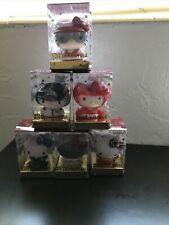 Hello Kitty 2020 Team Usa Kidrobot Vinyl Mini Figure Set of 6