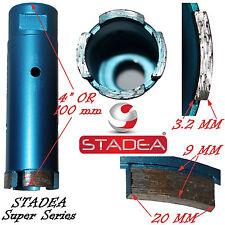 Stadea 2 Inch Diamond Hole Saw Core Drill Bits For Granite Concrete Tile Masonry