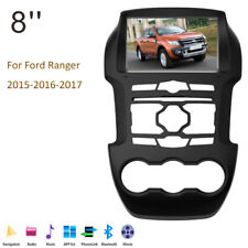 """8"""" Indash Car Radio Stereo GPS Navigation Android WIFI For Ford Ranger 2011-2013"""