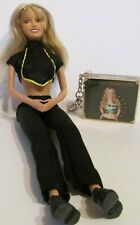 2000 Britney Spears Doll with MCD Musical Keychain - Plays You Drive Me Crazy