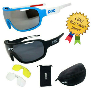 POC Outdoor Cycling Glasses Mountain Bike Goggles Bicycle Sunglasses Men Women