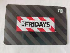 $10 TGIF giftcard