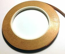 """Copper Foil 7/32"""" 100' Roll 1.25ml for Stained Glass Ga Ff3"""