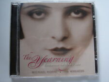 2342 Michael Hoppe & Tim Wheater - The Yearning CD, romances for alto flute