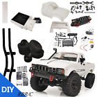 Electric 1/16 1:16 2.4G C24-1 kit WPL DIY RC Car for Kids Adults