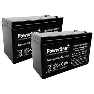 RBC5 / 9 APC Replacement Battery Cartridge UPS (3 Yr Warranty, 12V 7Ah Battery)