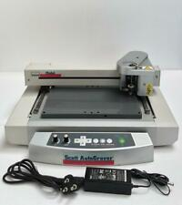 ROLAND EGX-30A ENGRAVING MACHINE / DESKTOP ENGRAVER (2) -FREE SHIPPING-