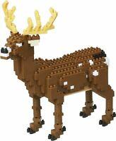 NBM024 Nanoblock DEER Building Blocks Bricks Toy 410 pieces 12+ Years