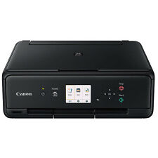 Canon PIXMA TS5020 Wireless Color Photo Printer with Scanner & Copier (Black)