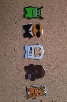 Amazon Peccy Men In Black Groot Toy Story Chewbacca Spaceman Pins