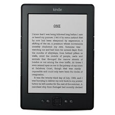 Amazon Kindle 5th Generation 2GB, Wi-Fi, 6in - Black Very Good Condition