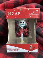 Hallmark 2020 Disney Toy Story Forky Red Box Christmas Ornament