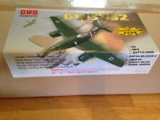 New R/C GWS 262 (ME 262 Warbird) Twin Engine (Brushless) Ducted Fan Jet ARF