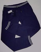 NWT ARMANI JEANS JOGGER NAVY PANTS with CERTIFICATE of AUTHENTICITY size XXL