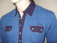 REFILL Designer Hemd Polo Shirt Freizeithemd Clubwear Gr.S   NEU!