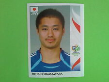 FIGURINE PANINI WORLD CUP GERMANY 2006 - N.448 OGASAWARA JAPAN