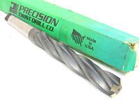 """NEW SURPLUS """"PTD"""" USA PRECISION TAPER SHANK CORE DRILL 1-1/32"""" #3MT 1.031"""" MT3"""