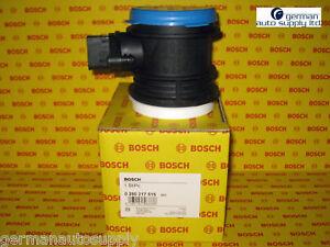 Mercedes-Benz Air Mass Sensor, MAF - BOSCH - 0280217515 - NEW OEM MB