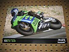 Steve Rapp #15 Attack Kawasaki 2008 Poster ZX6R ZX10R