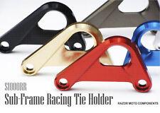 BMW S1000RR, HP4 Rear Subframe Race Tie Holder Hooks Tie down Bracket